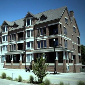 Park Row Condominiums