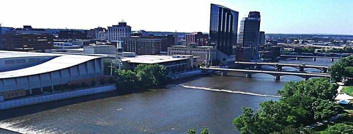 Grand Rapids Waterfront Condos