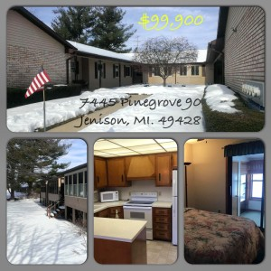 7445 Pinegrove in Jenison Open House