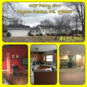 407 Perry SW Byron Center